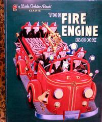 A little Golden Book Classic THE FIRE ENGINE