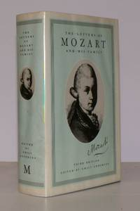 The Letters of Mozart and his Family. Chronologically arranged, translated and edited with an Introduction, Notes and Indexes by Emily Anderson. [Third Edition]. BRIGHT, CLEAN COPY IN DUSTWRAPPER