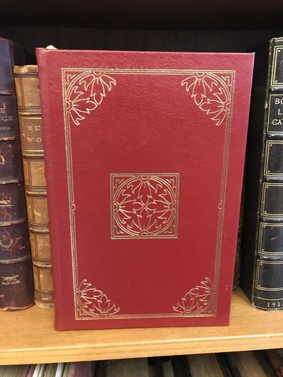 Norwalk, CT: Easton Press, 1995. First Edition 88/1,400. Hardcover. Octavo, 514 pages; VG; bound in ...