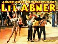 image of Li'l Abner: Dailies, Vol. 25: 1959 - Abner Goes to Hollywood