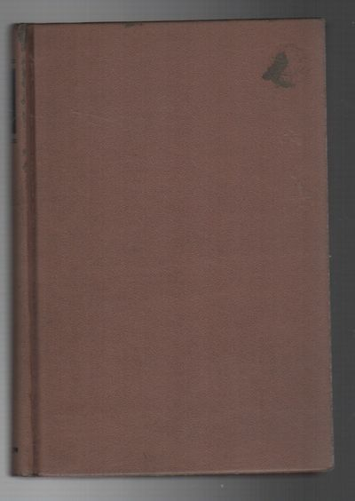 Garden City: Blue Ribbon Books, 1943. Good +.. Early collection of the first