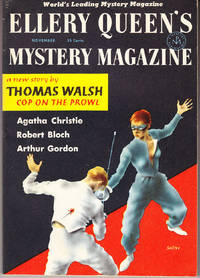 Ellery Queen's Mystery Magazine November 1957, Vol. 30 No. 168