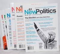 image of New politics; a journal of socialist thought. Vol. 16, Nos. 4, Vol. 17, Nos. 1_2 (New Series whole Nos.61-66)