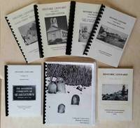 image of Historic Ledyard; Volumes I, II, III, IV, VI; plus The Bluff, and Historic  Cemetery Inscriptions.