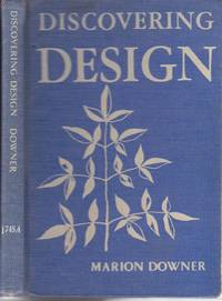Discovering Design by  Marion Downer - Hardcover - from Mayflower Needlework Books (SKU: F271)