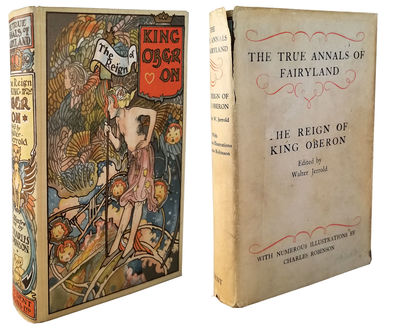 THE REIGN OF KING OBERON (THE TRUE...