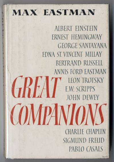 New York: Farrar, Straus and Cudahy, 1959. Gilt cloth and boards. Photographs. Spine sunned through ...