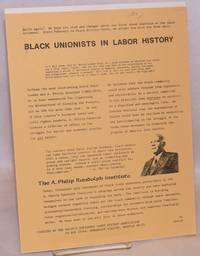 Black unionists in labor history