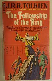 Fellowship of the Ring 1ST Edition Ace A-4
