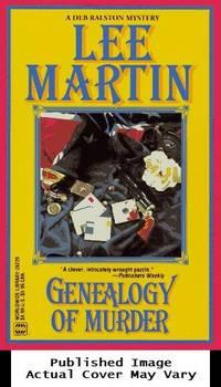 Genealogy Of Murder  (Deb Ralston Mystery)