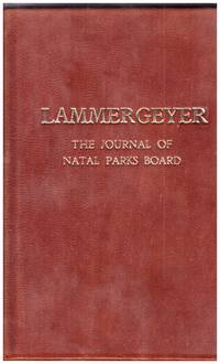 image of THE LAMMERGEYER.  Nos 13 to 18,  6 Vols  Bound in One.