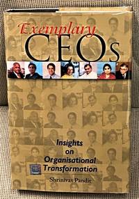 image of Exemplary CEO's, Insights on Organisational Transformation