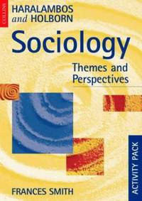 Sociology Themes and Perspectives Activity Pack