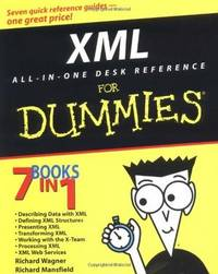 XML All-in-One Desk Reference For Dummies