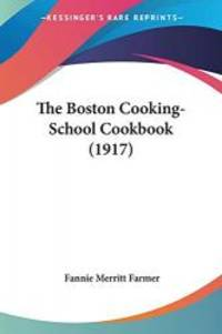 image of The Boston Cooking-School Cookbook (1917)