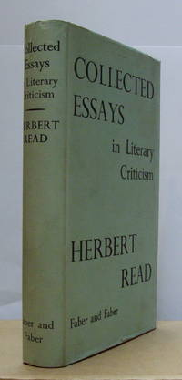 image of Collected Essays in Literary Criticism.