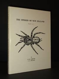 The Spiders of New Zealand: Part II. Ctenizidae, Dipluridae, Migidae