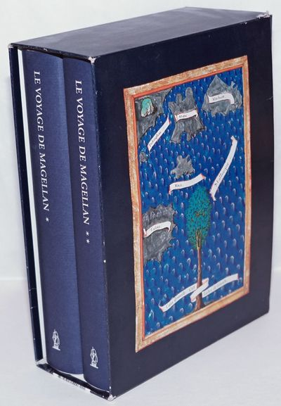 Paris: Chandeigne, 2007. Hardcover. Two volumes, numbered continuously, 1086p. in total, cloth-cover...