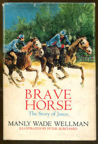 image of Brave Horse: The Story of Janus