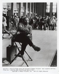 Blow Out (Original photograph of Brian De Palma from the set of the 1981 film)