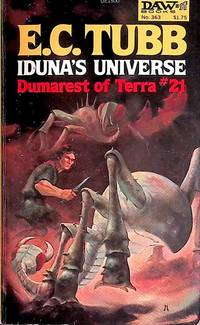 Iduna's Universe Dumarest of Terra #21