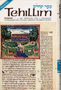 image of Tehillim: Psalms: a New Translation with a Commentary Anthologized from  Talmudic, Midrashic, and Rabbinic Sources: Volume Two