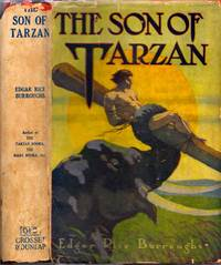 The Son of Tarzan by  Edgar Rice Burroughs - Hardcover - Later printing - from Americana Books ABAA (SKU: 5066)