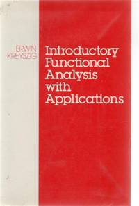 Kreyszig introductory Functional analysis With applications