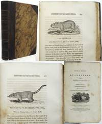 A GENERAL HISTORY OF QUADRUPEDS. The Figures Engraved on Wood. by  Thomas Bewick - Hardcover - from Francis Edwards Bookshop (SKU: 269623)