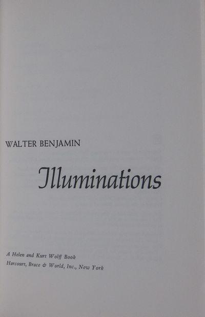 New York: Harcourt Brace, 1968. First English language edition. Hardcover. g- to vg/very good. Octav...