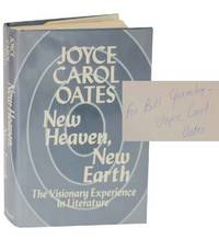 New Heaven, New Earth: The Visionary Experience in Literature (Signed First Edition)