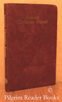 image of Shorter Christian Prayer: The Four-Week Psalter of the Liturgy of the  Hours Containing Morning Prayer and Evening Prayer with Selections for the  Entire Year. American Edition.