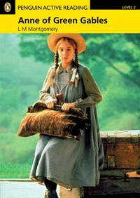 PLAR2:Anne of Green Gables Book and CD-ROM Pack (Penguin Active Reading (Graded Readers))