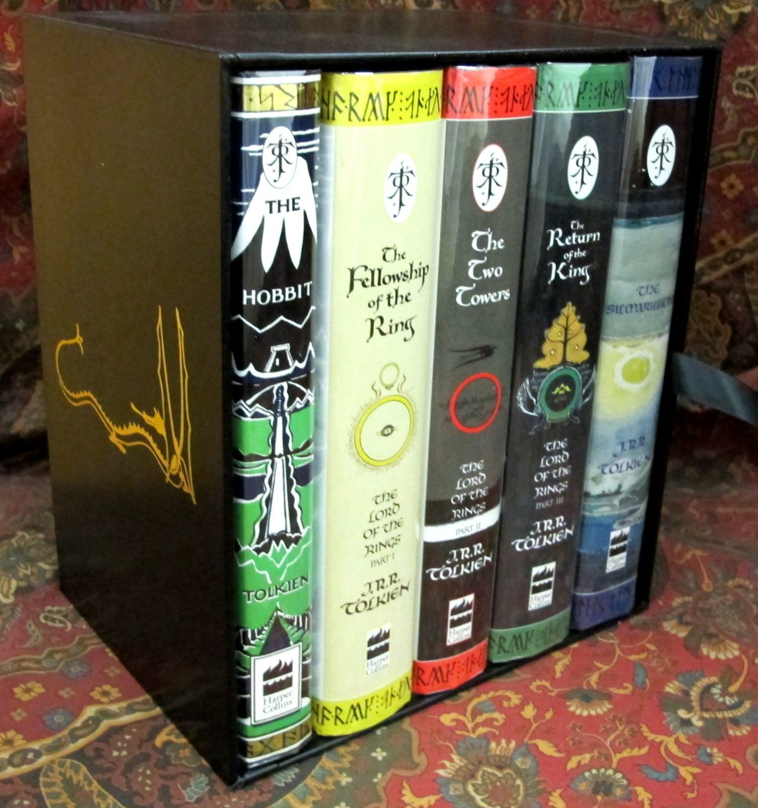 The Hobbit, The Lord Of The Rings, And The Silmarillion UK