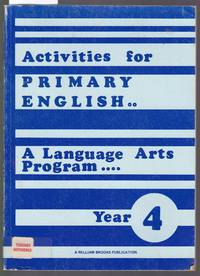 image of Activities for Primary English Year 4 - A Language Arts Programme