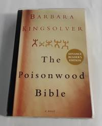 image of The Poisonwood Bible (Advance Reader's Edition)