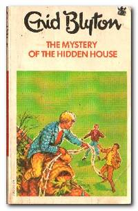 image of The Mystery of the Hidden House