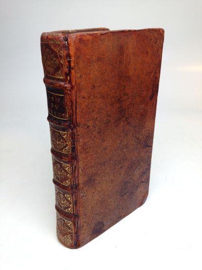 Paris: Charpentier, 1701. Second. hardcover. very good(+). enrichi de figures avec les jeux du Rever...