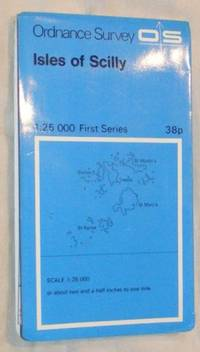 image of Isles of Scilly: 1:25000 First Series Map