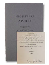 Nightless Nights: Nine Poems