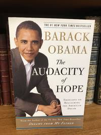 THE AUDACITY OF HOPE [SIGNED]