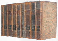 The law library. Volumes I, II, III, V, VI, VII, VIII, X, XI. July 1833 - March 1836.