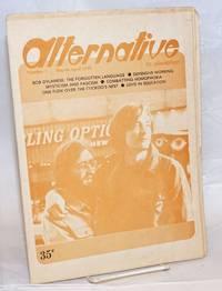 image of Alternative to Alienation. No. 7 (March-April 1976)
