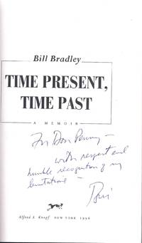 image of TIME PRESENT, TIME PAST: A MEMOIR