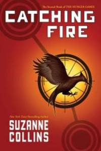 image of Catching Fire (The Second Book of the Hunger Games) - Audio Library Edition