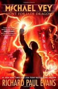 image of Michael Vey 4: Hunt for Jade Dragon