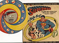 "SUPERMAN ""THE MAGIC RING"" IN SONG AND ADVENTURE WITH THE ORIGINAL RADIO CAST."