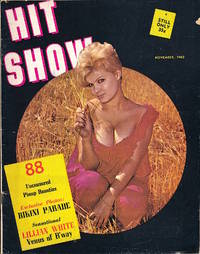 Hit Show (Vintage pinup magazine, Terry Higgins cover, 1960)