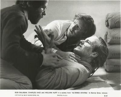Burbank, CA: Warner Brothers, 1980. Collection of ten vintage black and white borderless studio stil...