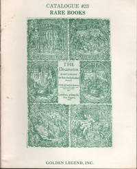 image of Catalogue 23 Rare Books including Antiquarian and Modern Literature, Fine Illustrated Books, Livres D'Artistes, Exquisite Bindings, Performing Arts